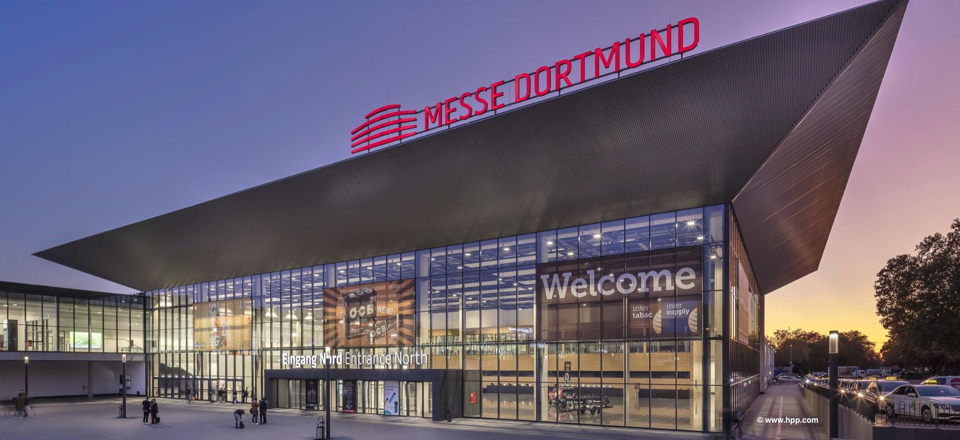 MESSE DORTMUND / WESTFALENHALLEN